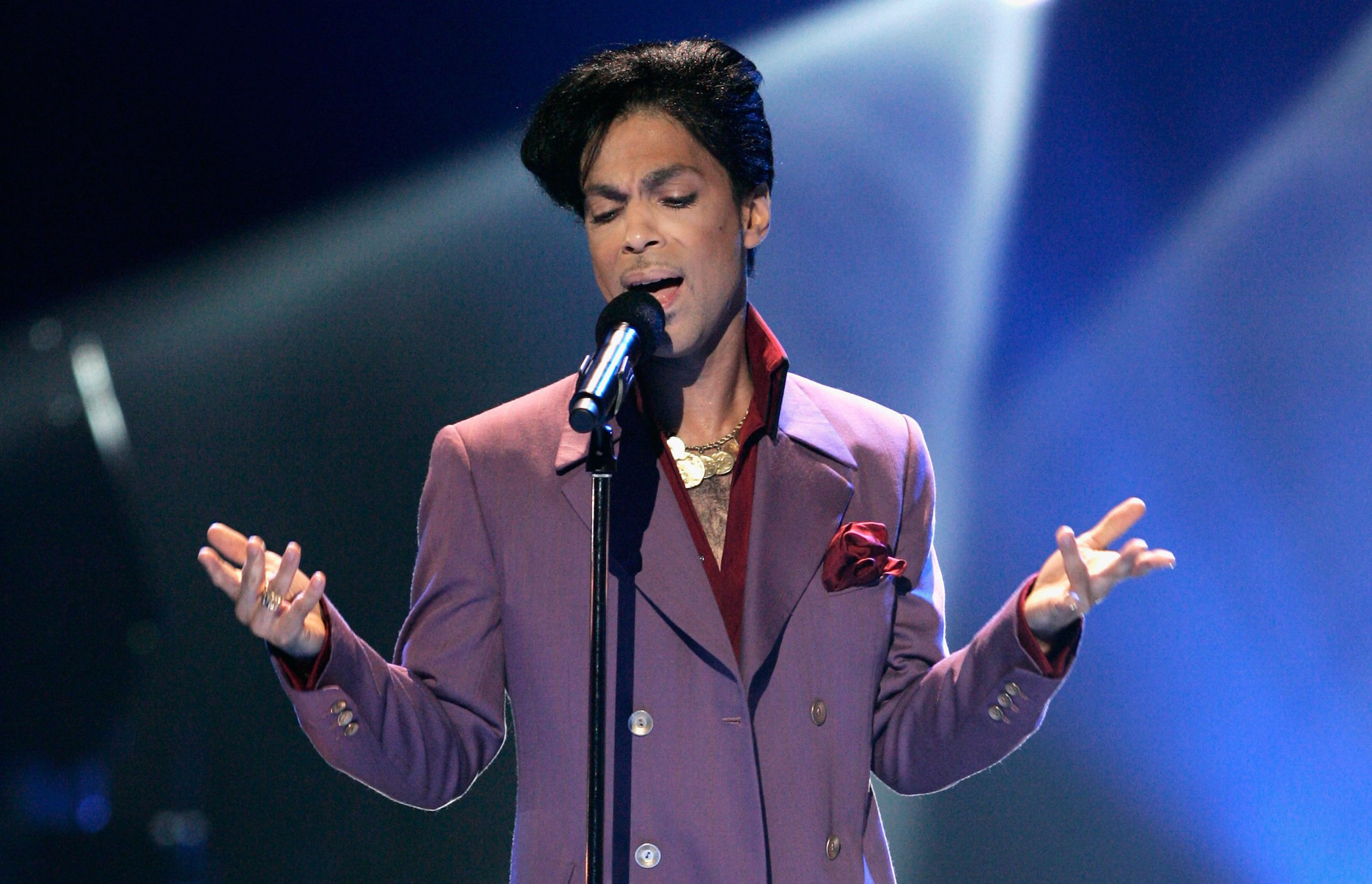 Prince's handwritten poetry and lyrics could be released by Paisley Park