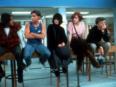 Molly Ringwald admits discomfort watching The Breakfast Club post #MeToo