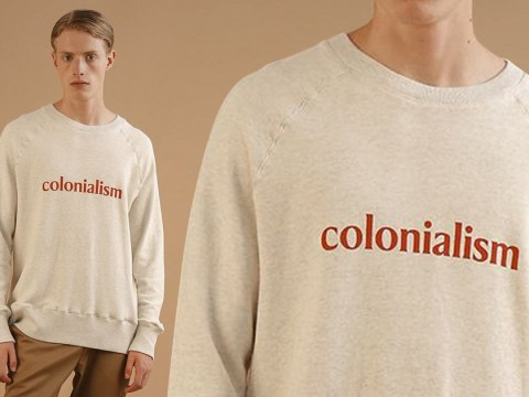 Italian fashion label is accused of racism over 'colonialism' collection