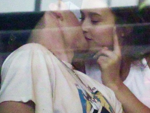 Brooklyn Beckham appears to confirm shock Chloe Grace Moretz split as he's seen kissing another girl