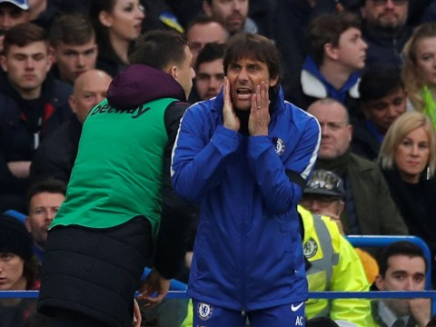 Antonio Conte reacts to Chelsea boo-boys after West Ham draw