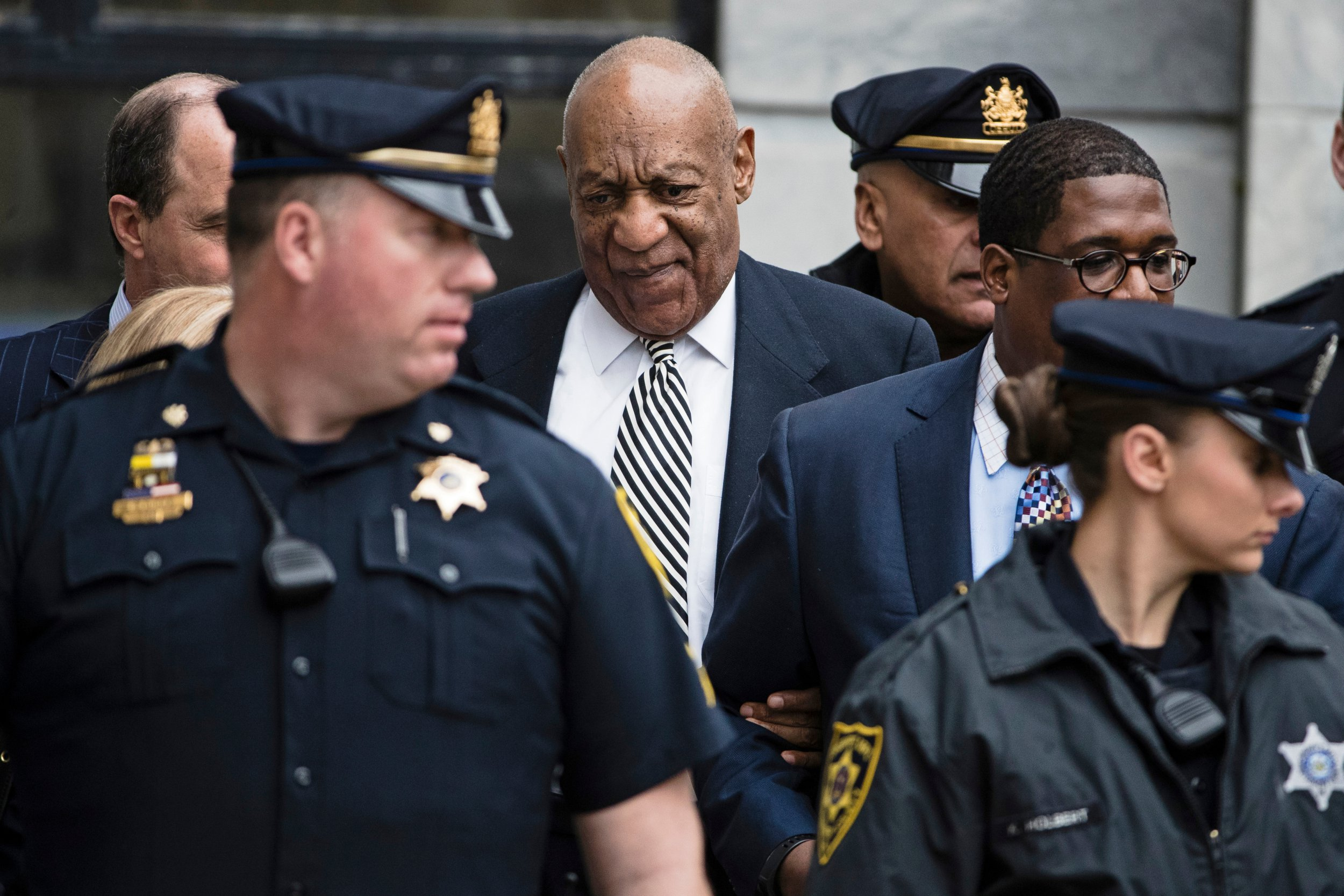 Extra security measures to be taken at Bill Cosby sentencing 'for his own protection'