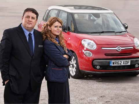 Peter Kay and Sian Gibson reveal secret to their on-screen chemistry ahead of Car Share finale
