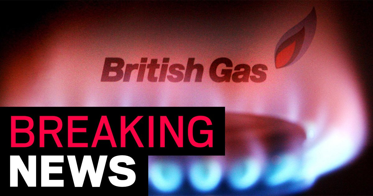 British Gas to increase energy bills by 5 5% for 4,100,000