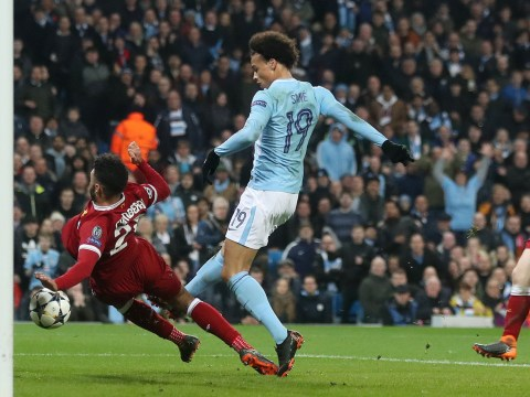 Why Leroy Sane's 'offside' goal should have stood in Manchester City vs Liverpool