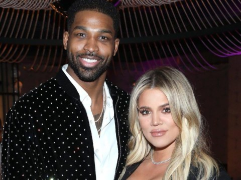 Khloe Kardashian gets £40K pink diamond bracelet from Tristan Thompson for giving birth amid cheating scandal
