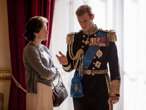 Matt Smith backs Claire Foy as he breaks silence on The Crown pay gap controversy