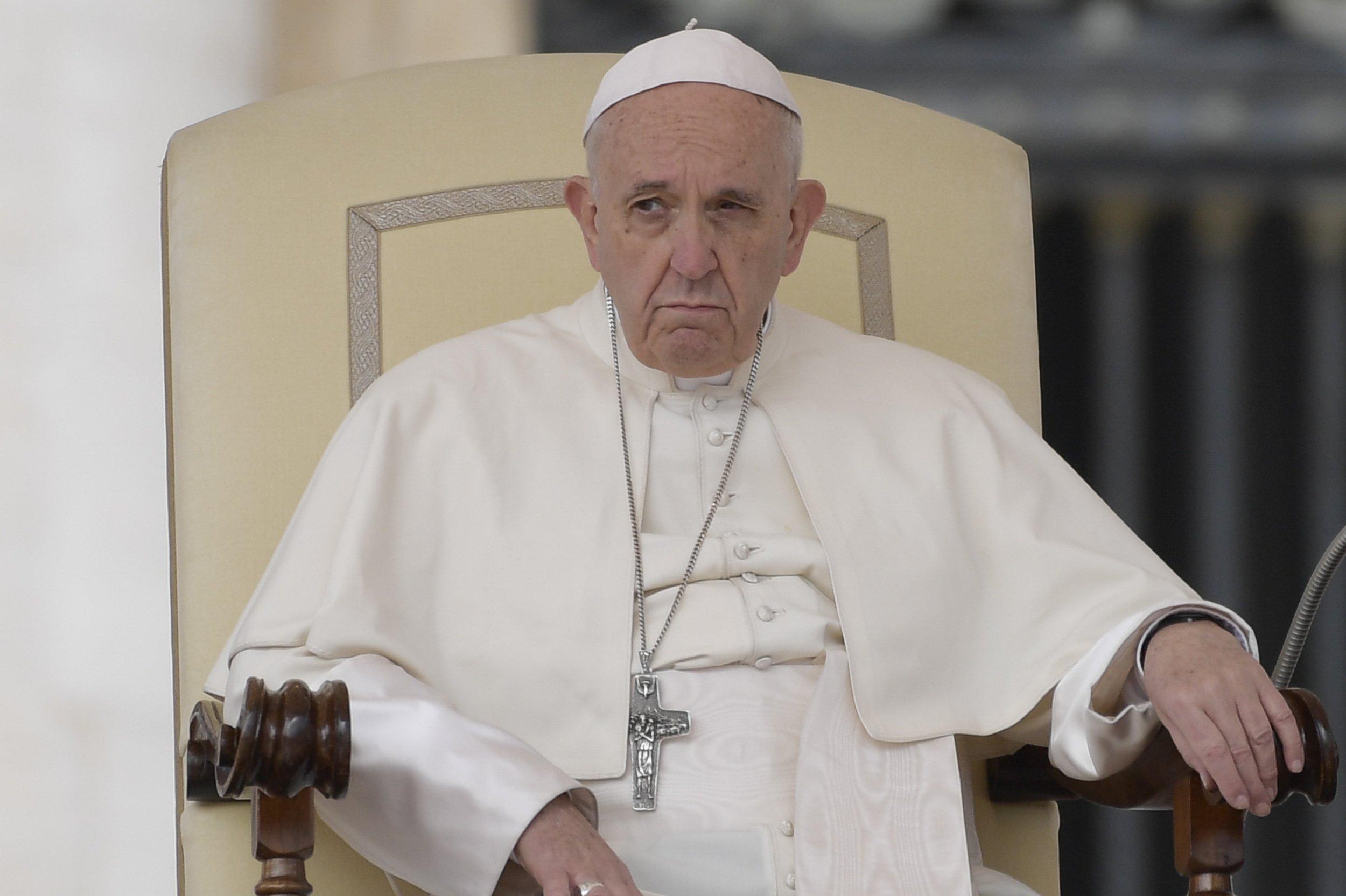 Pope begs forgiveness over Catholic paedophile scandal