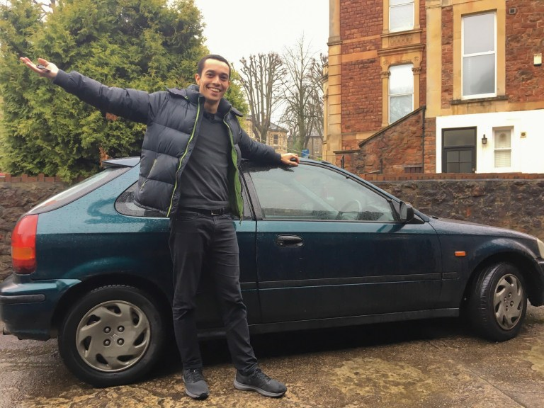 Man Bought Car For 100 Mile Trip Because It Was Cheaper Than A Train