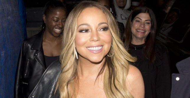 First pictures of Mariah Carey since she spoke out about suffering Bipolar as she celebrates her boyfriend Bryan Tanaka's 35th Birthday with friends at 'Mastro's Steak House' in Beverly Hills, CA Pictured: Mariah Carey, Bryan Tanaka Ref: SPL1680341 120418 Picture by: SPW / Splash News Splash News and Pictures Los Angeles: 310-821-2666 New York: 212-619-2666 London: 870-934-2666 photodesk@splashnews.com