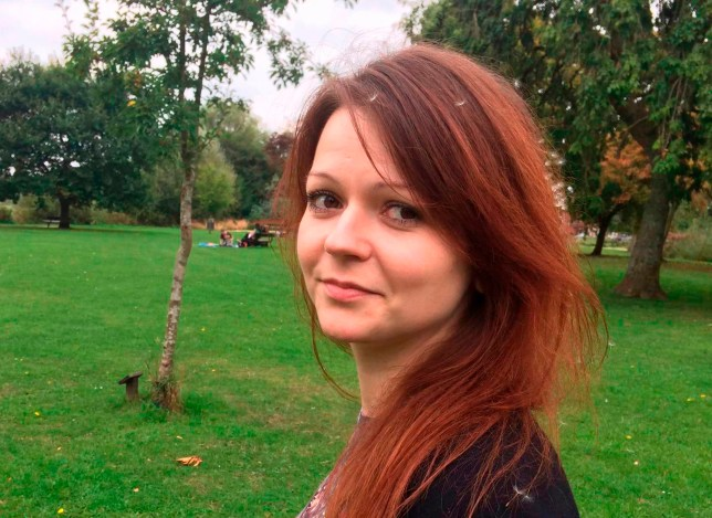 This is an image of the daughter of former Russian Spy Sergei Skripal, Yulia Skripal taken from Yulia Skipal's Facebook account on Tuesday March 6, 2018. Britain's Foreign Office says it has asked the Organization for the Prohibition of Chemical Weapons to publish a summary of its findings at midday on Thursday April 12, 2018, on the nerve agent used to poison a former spy and his daughter in southwestern England.(Yulia Skripal/Facebook via AP)