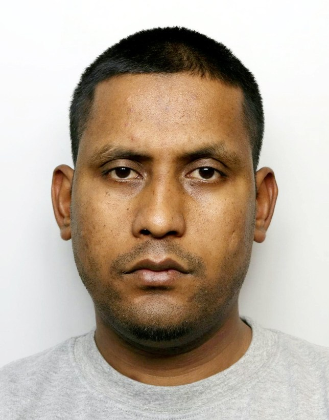 "Ibrahim Hussain. A man who abducted a 12-year-old girl and forced her to go to a house where she was repeatedly raped by ""a pack of ravenous wolves"" has been jailed for 23 years. See ROSS PARRY story RPYRAPE. Ibrahim Hussain, 35, raped the youngster three times over a three day period before taking her to a house where she was attacked by the five unknown men, a court heard. Judge David Hatton QC told the court she was raped by ""what can only be described as essentially a pack of ravenous wolves"". The judge concluded that Hussain had arranged for the girl to go to Leeds for money and he had also made threats to her to get her to comply. He said the effect of Hussain's ""use and control over the girl"" had been immense."