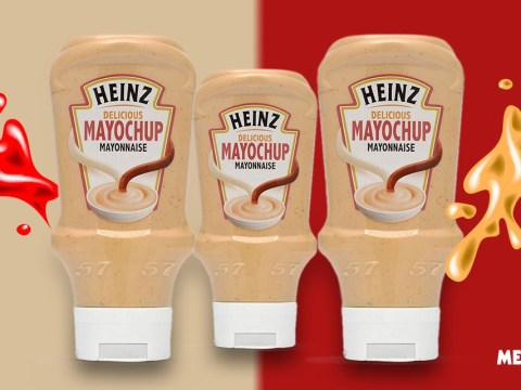 Heinz is selling seafood sauce as Mayochup and people are not amused