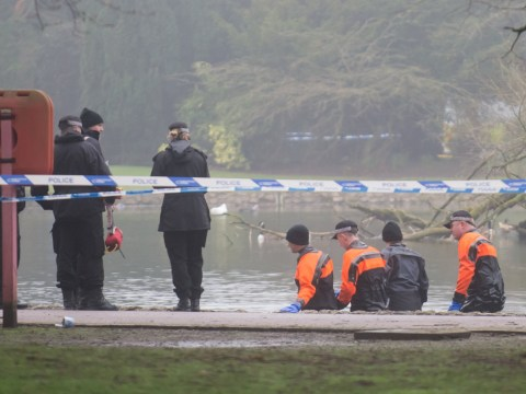 Boys, 16 and 17, arrested over murder of girl, 14, found in park