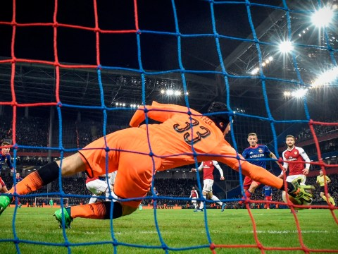 Petr Cech told to retire after CSKA Moscow benefit from TWO mishaps