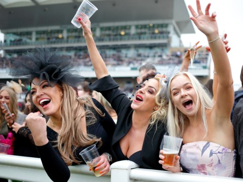 Fashion is the real winner on final day of the Grand National