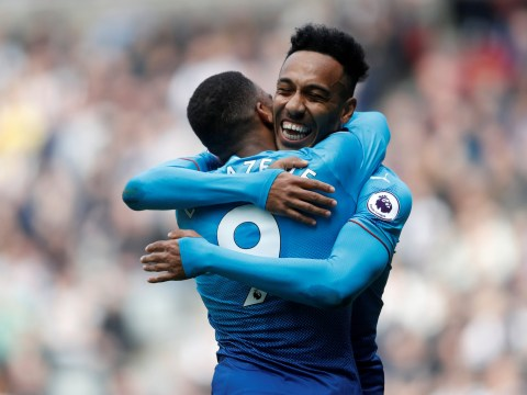 Thierry Henry gives verdict on Lacazette-Aubameyang combo after first start together