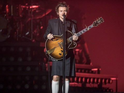 Legendary groupie says she would 'go after' Harry Styles if she was 19 again
