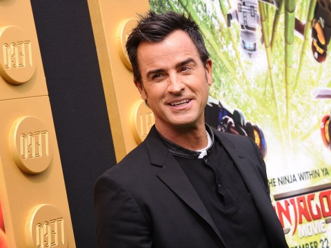 Justin Theroux reveals he has tattoo of rat and okay, sure