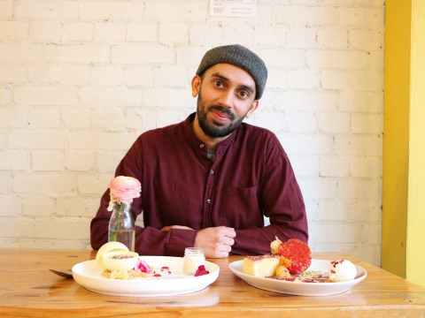 GBBO baker Ali Imdad is fighting Islamophobia with dessert