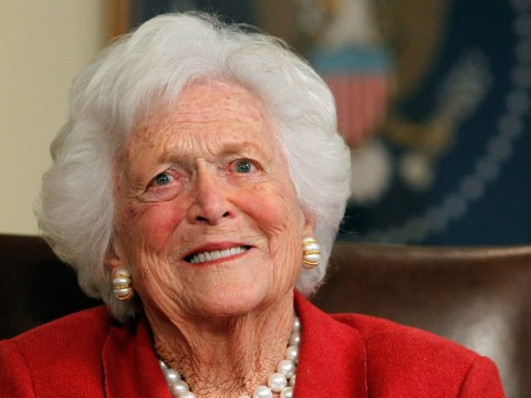 Barbara Bush dead at the age of 92 after long illness