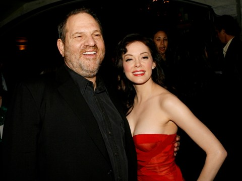 Rose McGowan suing Harvey Weinstein and lawyers over 'diabolical and illegal' smear allegations