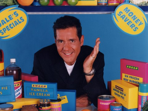 A 'modern' Supermarket Sweep reboot was announced just months before Dale Winton's death