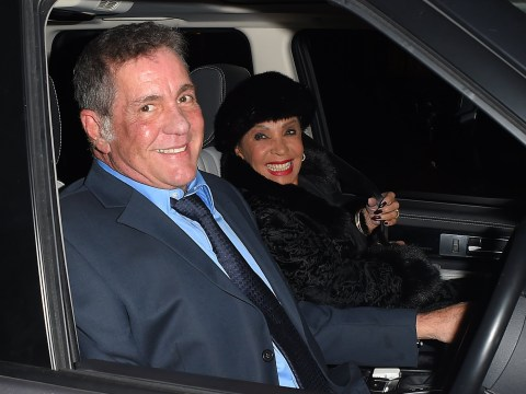 Dale Winton's final pictures show him out on the town with Shirley Bassey