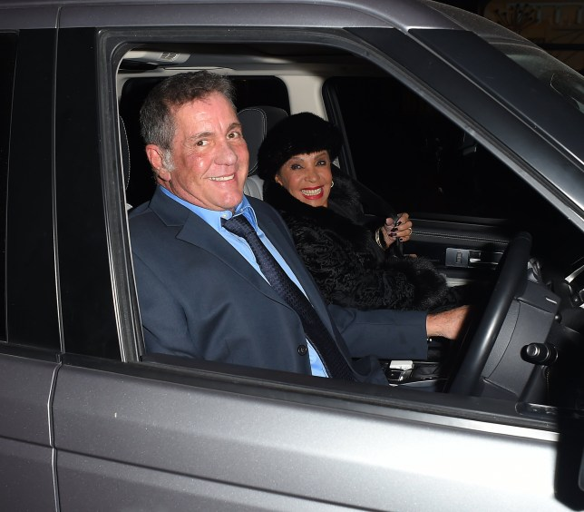 Dale Winton's final pictures show him out on the town with