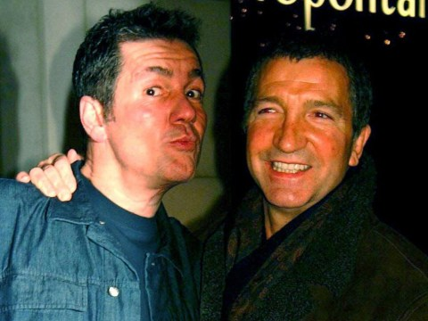 Dale Winton and Graeme Souness – an unlikely friendship