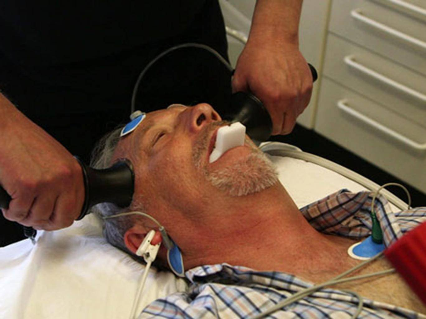 Why is electric shock treatment still given in 2018?