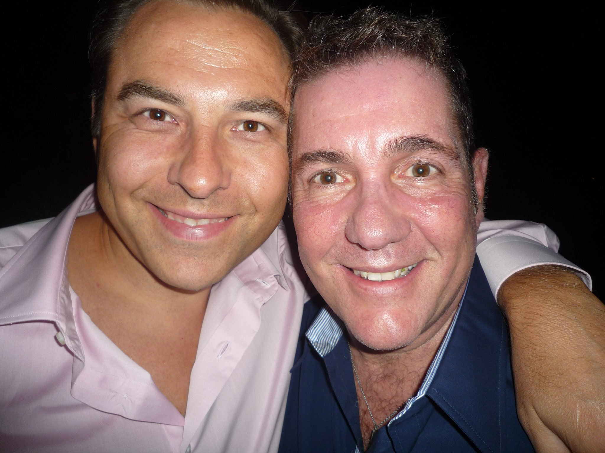 David Walliams admits he 'always worried' about Dale Winton as 'his fame faded'