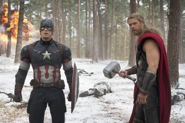 Avengers Fanfiction Peter Falls