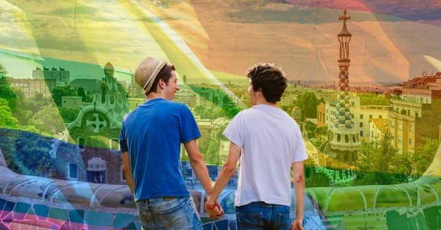 Picture: Getty XX of the best LGBTQ holiday destinations (Sam Ramsden)