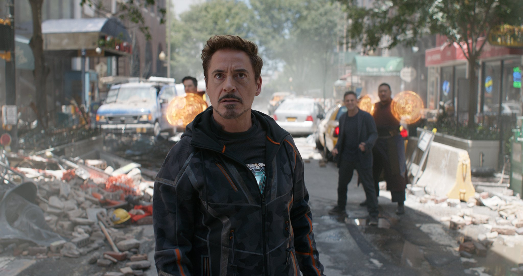 Avengers theory predicts Endgame will be told from Tony Stark's point of view