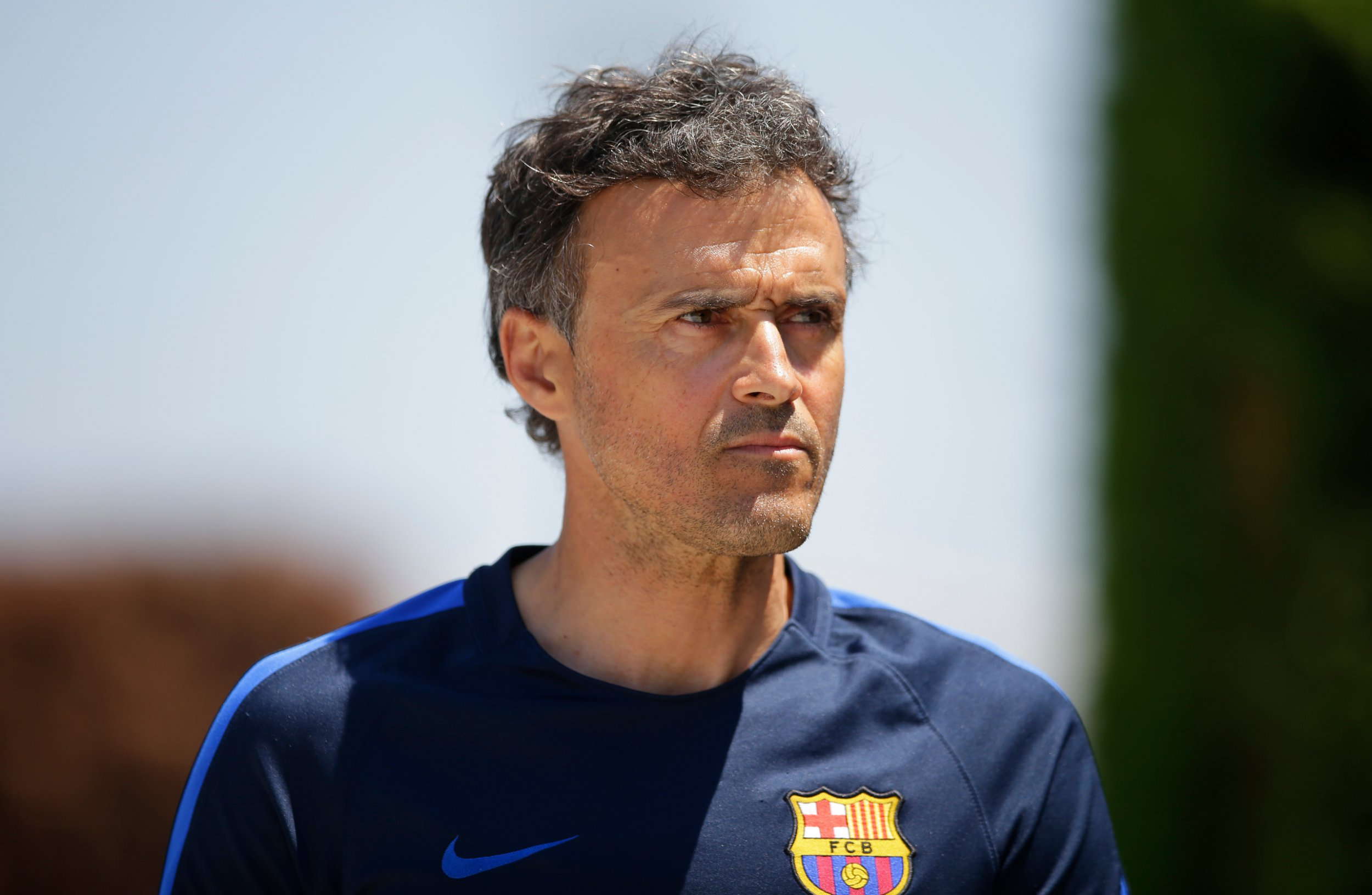 Arsene Wenger gives verdict on Luis Enrique, the current favourite to succeed him at Arsenal