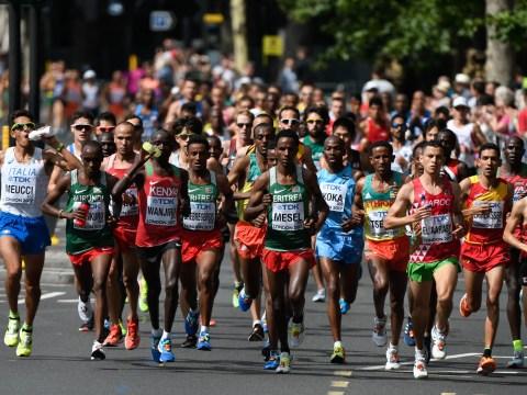 What is the London Marathon 2018 prize money?