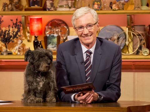Paul O'Grady's 14-year-old dog Olga dies: 'It's heartbreaking but she had a great life'