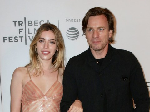 Ewan McGregor's daughter Clara insists she didn't call her dad an a**hole