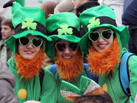 When and where is the St Patrick's Day parade in London