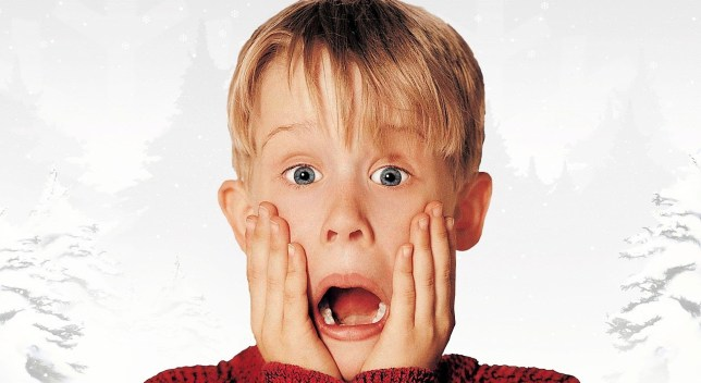 Image result for MaCaulay in Home alone