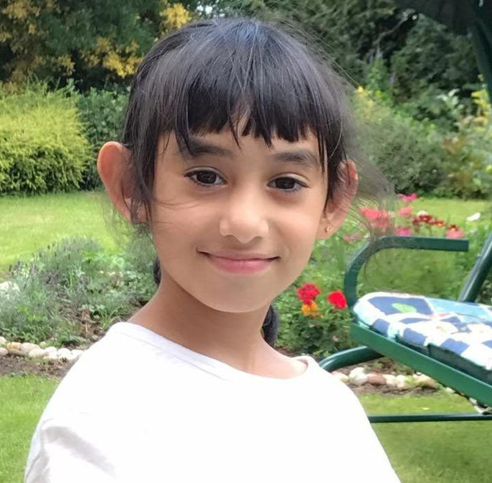Pic shows Sophia Roberts. FACEBOOK A wealthy antiques dealer allegedly strangled his seven-year-old daughter to death at their ?1million home, a court heard today (WED). Robert Peters, 55, wrapped the cord of a dressing gown around Sophia's neck and left her critically injured in Raynes Park, southwest London, at around 8am on 3 November, it is claimed. Peters was arrested and charged with attempted murder as doctors battled to save his daughter's life in hospital. SEE STORY CENTRAL NEWS. 020 72360116