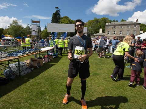 Matt Campbell's Just Giving page for the Brathay Trust: How to donate