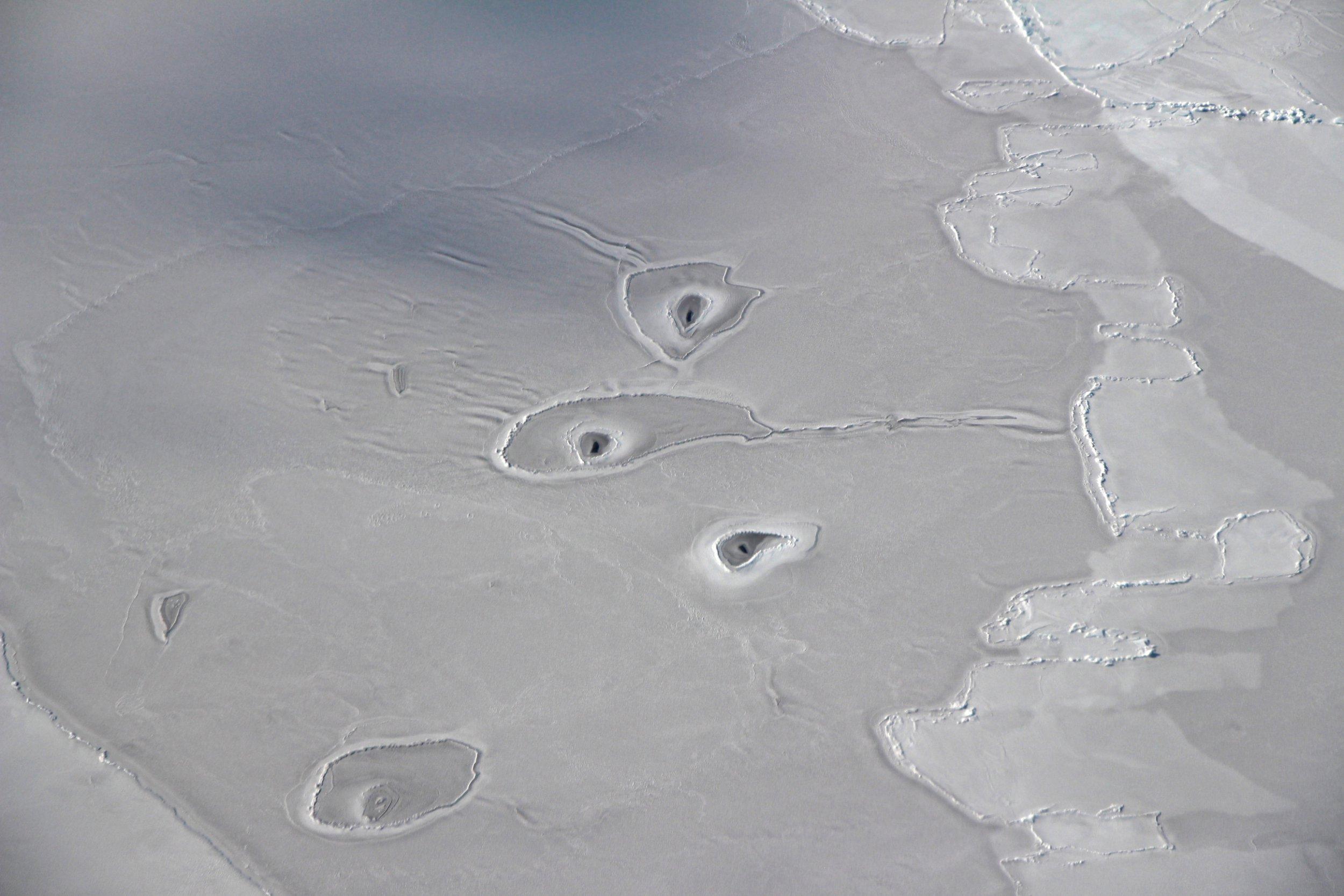 NASA/ John Sonntag/Operation IceBridge