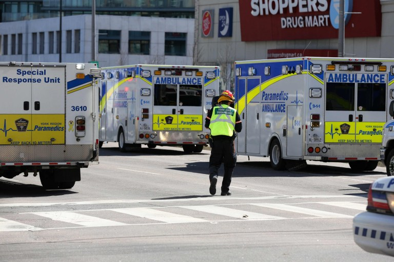 10 dead after Alek Minassian drives rented van into Toronto