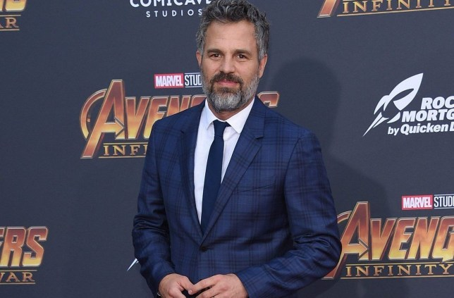 Mandatory Credit: Photo by SilverHub/REX/Shutterstock (9640681ca) Mark Ruffalo 'Avengers: Infinity War' film premiere, Arrivals, Los Angeles, USA - 23 Apr 2018