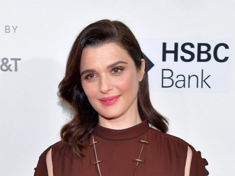 Rachel Weisz has that pregnancy glow as she makes first red carpet appearance after announcement