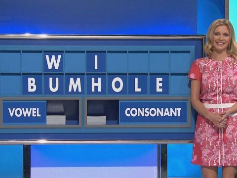 Rachel Riley loves 'filthy' words on Countdown