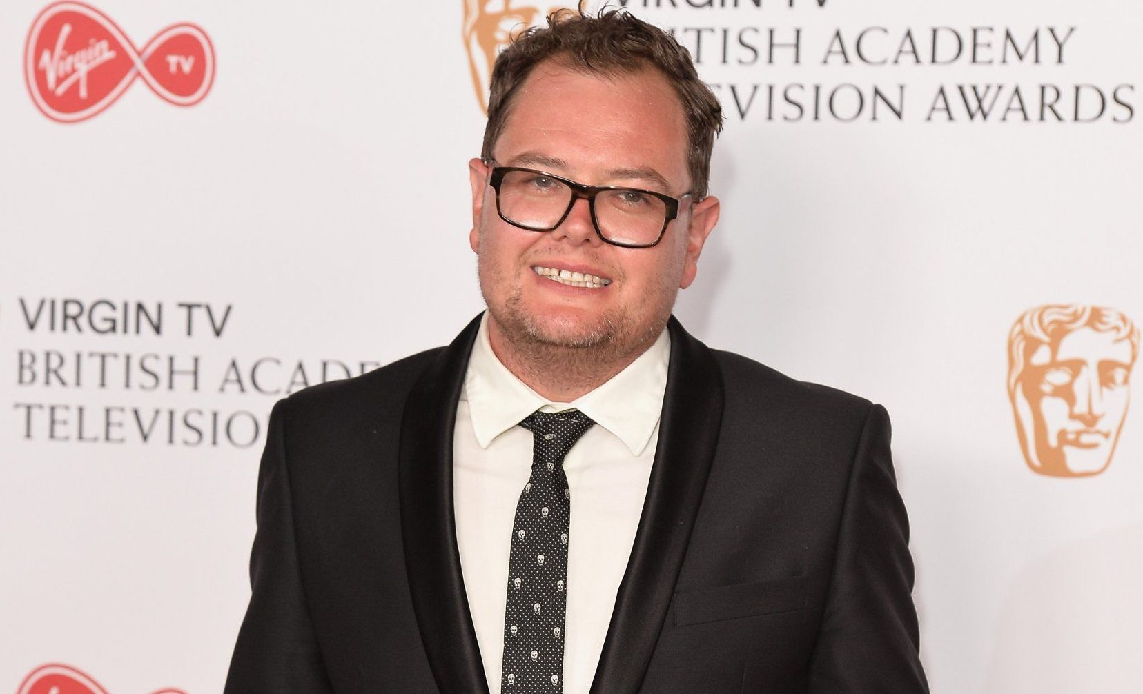 Alan Carr also fronted Channel 4's reboot of The Price Is Right