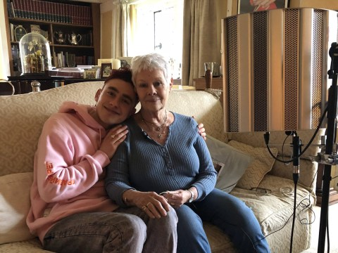 So it turns out Dame Judi Dench is a big fan of Years & Years
